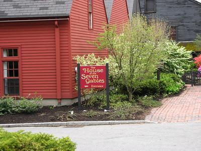 Day 5: House of Seven Gables, Salem