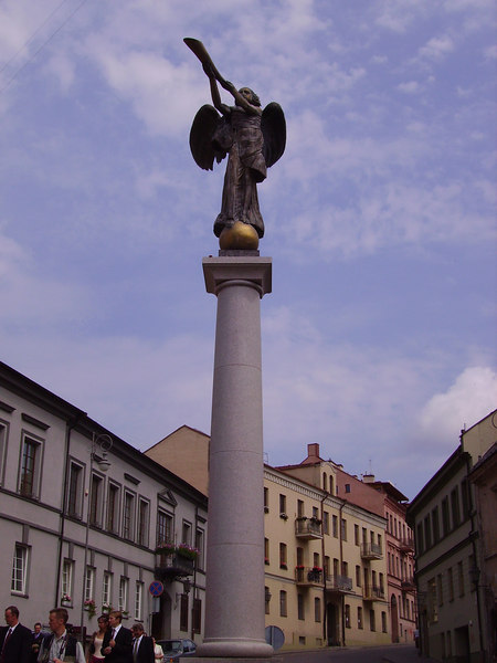 Angel of Uzupis