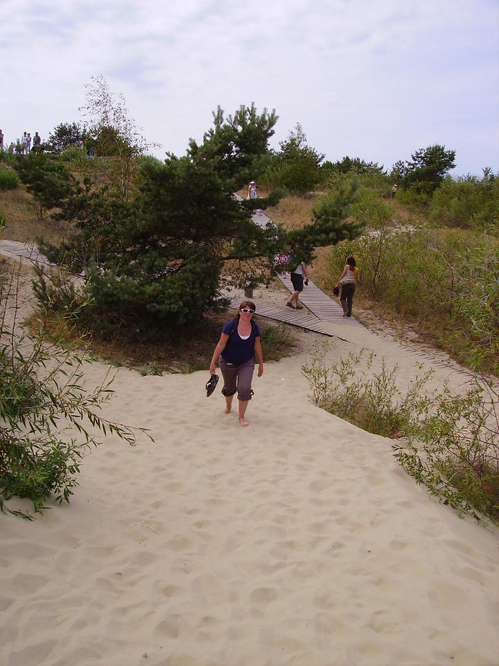 Dunes near Nida