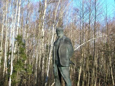 Soviet Sculpture Park