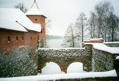 Island Castle -- Trakai, Lithuania