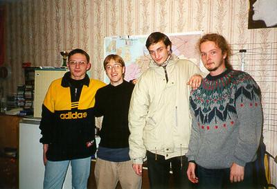 The guys -- Vilnus, Lithuania