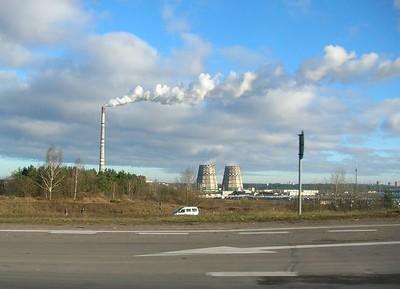 outside Vilnius