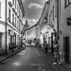 Vilniaus Senamiestis. The Old Town of Vilnius