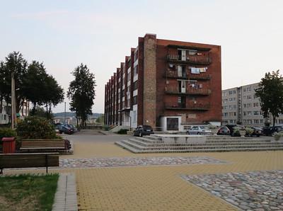 Russische invloed in Jurbarkas