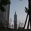 台北。101