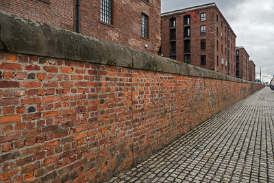 Walkway along Albert Dock