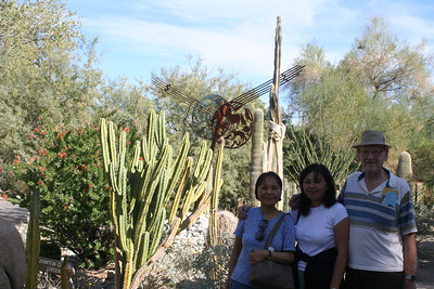 11/13/05 Demonstration Garden, The Living Desert Zoo & Gardens, Palm Desert, Riverside County, CA