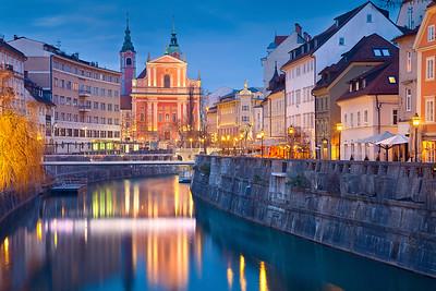 Ljubljana.