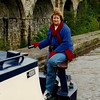 Countess on Chirk Aqueduct.