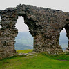 Dinas Bran was only occupied for 30 years.