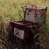 Rusty Stove