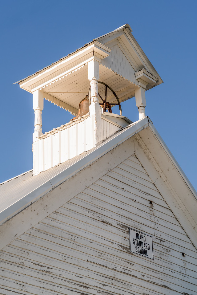 school bell tower