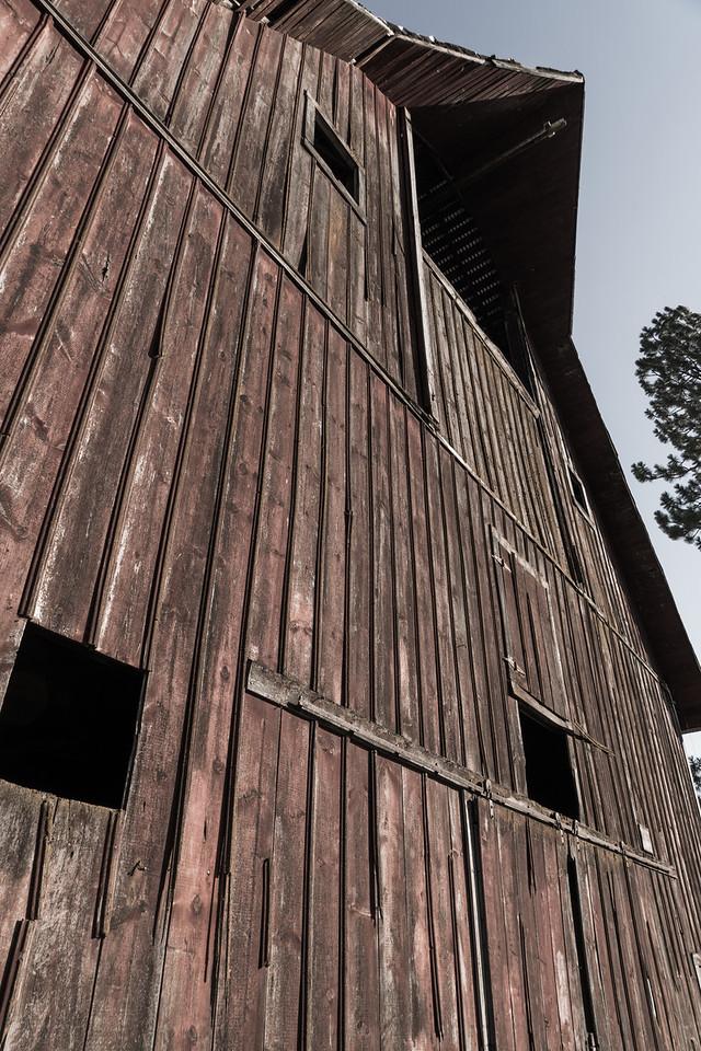 Woodland Barn