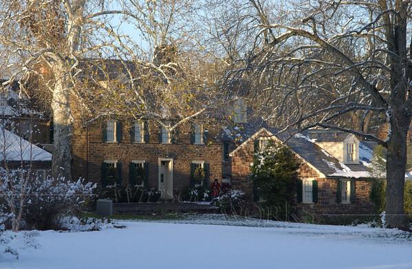 Pearl Buck House