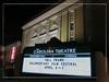 00aFavorite 20130406 (2153) Carolina Theatre sign for Full Frame Film Festival nt [paint, frame]