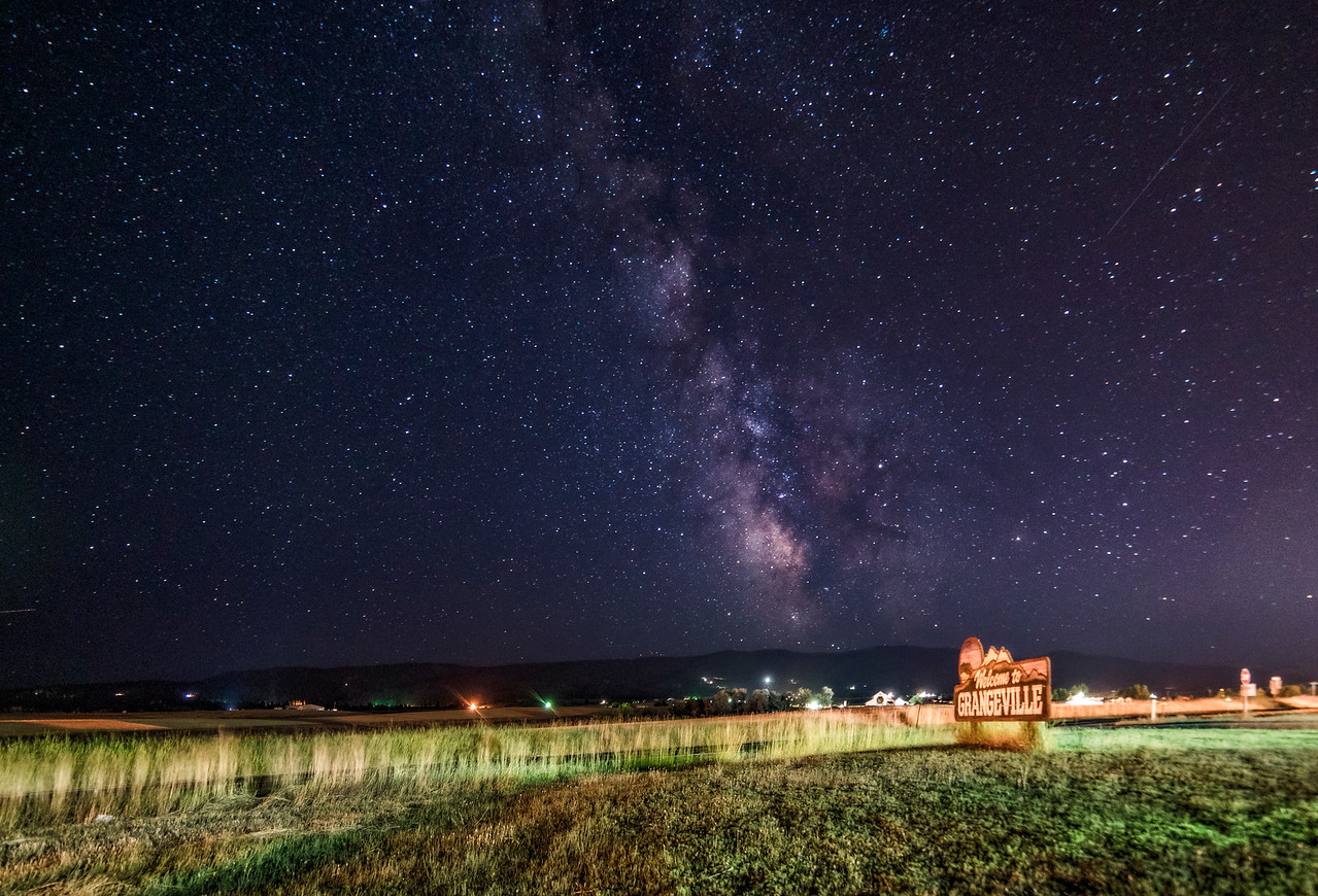 Grangeville Stars