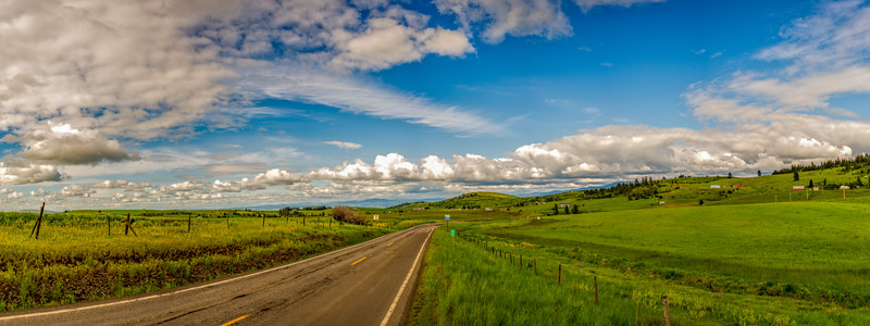 Mile 3 Highway 13 Idaho