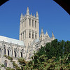 National Cathedral, Bishop's Garden, St. Alban's Church<br /> <br /> 9/19/2009