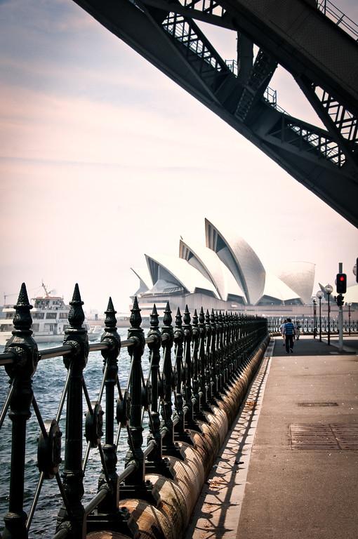 Opera House Railings - Sydney