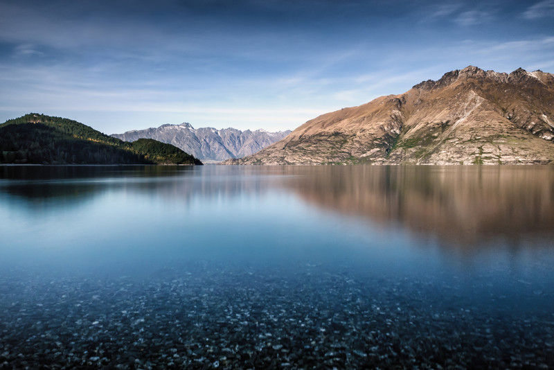 Wakatipu Blue, Queenstown