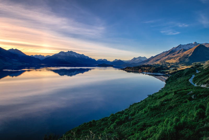Bennetts Bluff, Glenorchy