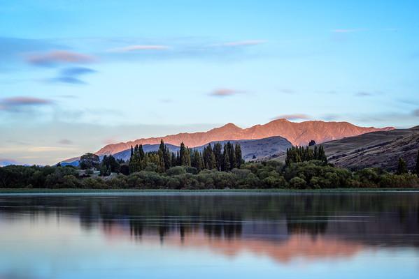 Lake Hayes Morning Glow