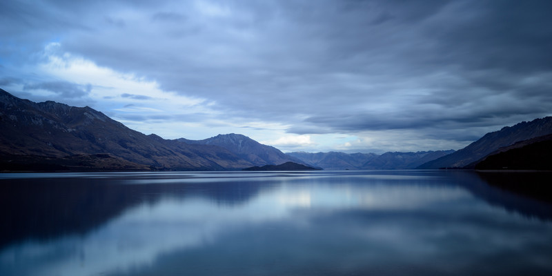 Lake Wakatipu Calm