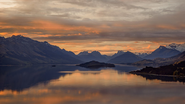 Orange Glenorchy