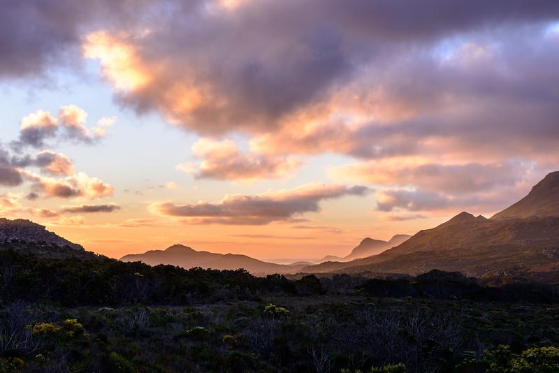 Cape Point Sunset
