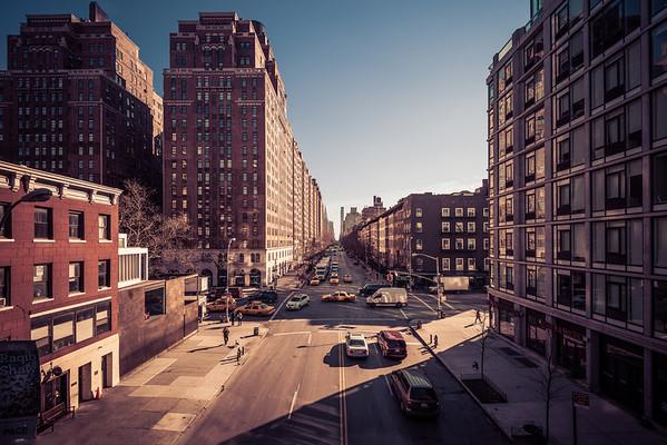 New York 23rd Street
