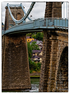 A Portrait of Menai Bridge