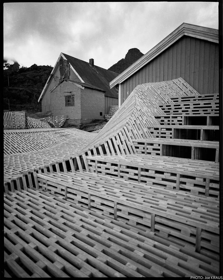 Amazing Deck, Lofoten