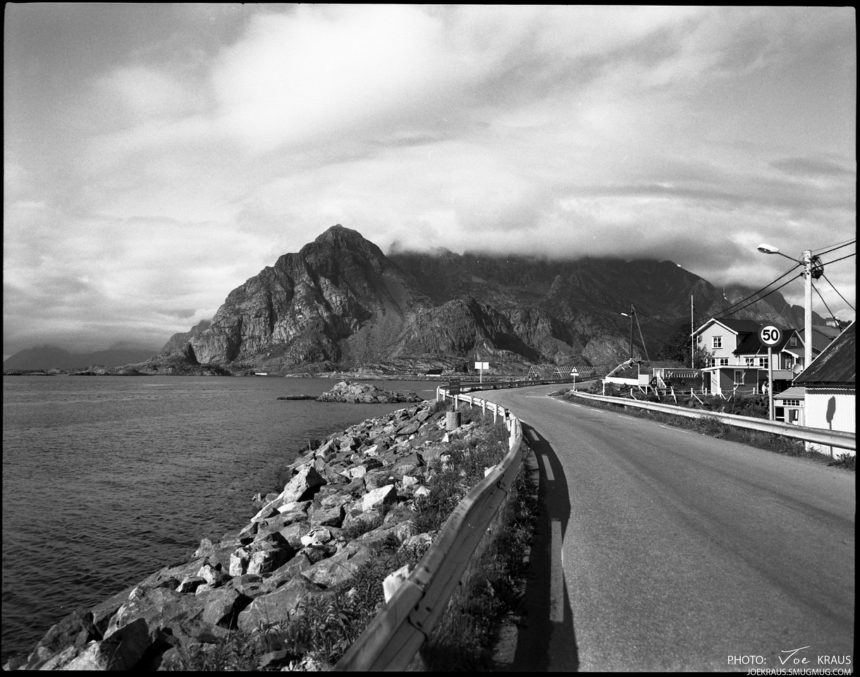Road to the Fjords