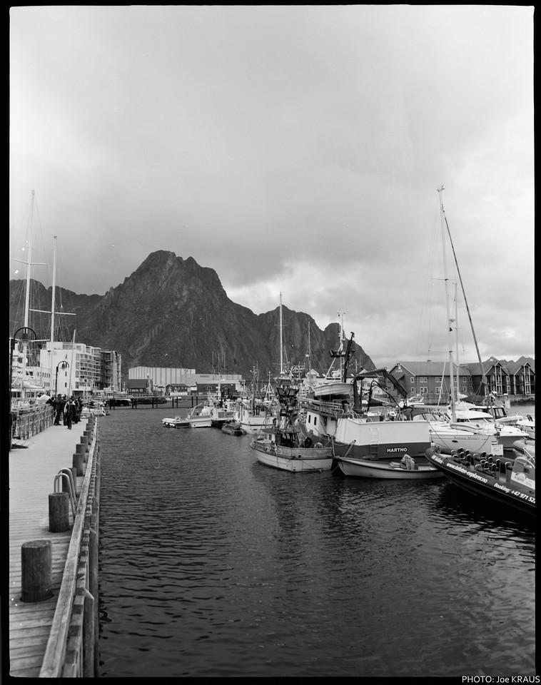 Svolvær Harbor