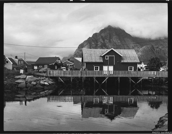 Henningsvær Bridge