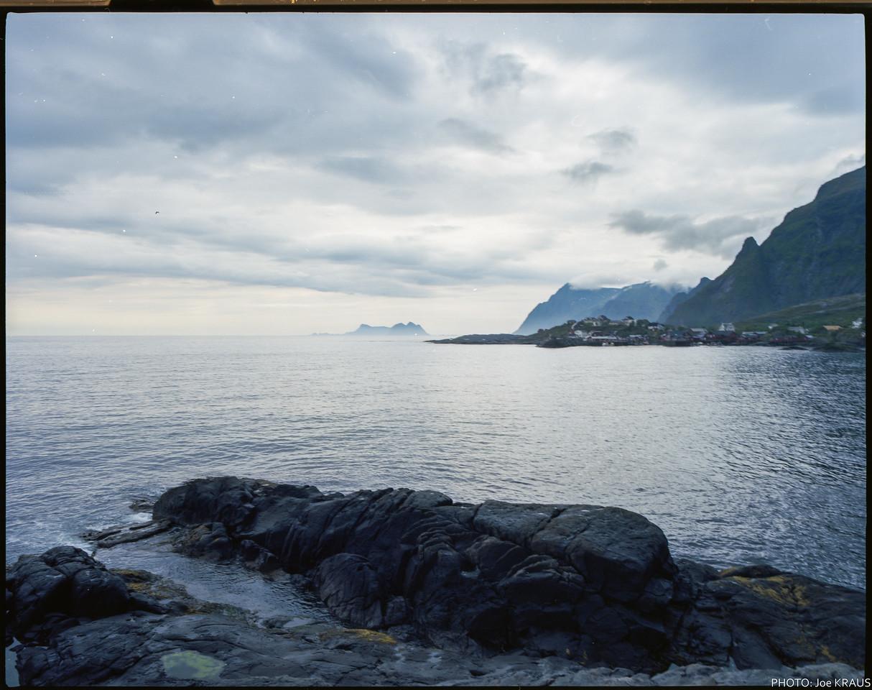 MIsty Island, Lofoten