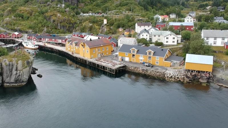 9-1-17241812lofoten Nusfjord Fishing Village