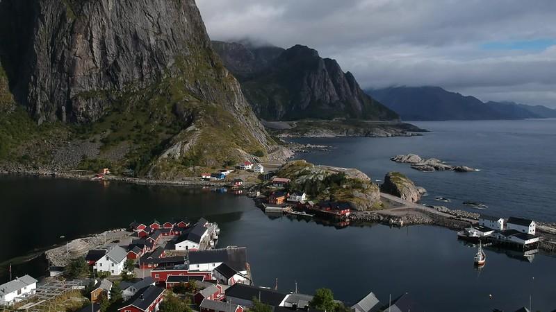 9-1-17241731lofoten Nusfjord Fishing Village