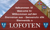 Velkommen til Lofoten!  Gravdal, 6 June 2008