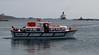 Queen Elizabeth 2 tender 12, Gravdal anchorage (Lofoten Islands), 6 June 2008