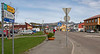 Leknes town centre, Lofoten Islands, 6 June 2008