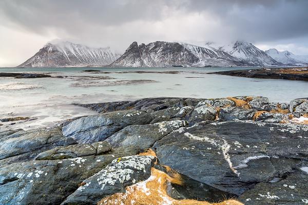 Gimsoy island, Lofoten, Norway, 2015