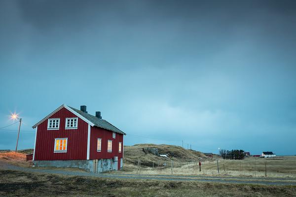 Flakstad beach, Flakstadoy island, Lofoten, Norway, 2015