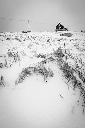 Eggum village, Vestvagoy island, Lofoten, Norway, 2015