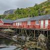 Nusfjord: Rorbuers