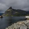 Moskenesøya: Hamnøya and the Reinefjorden