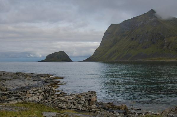 Vestvågøy: Vikbukta