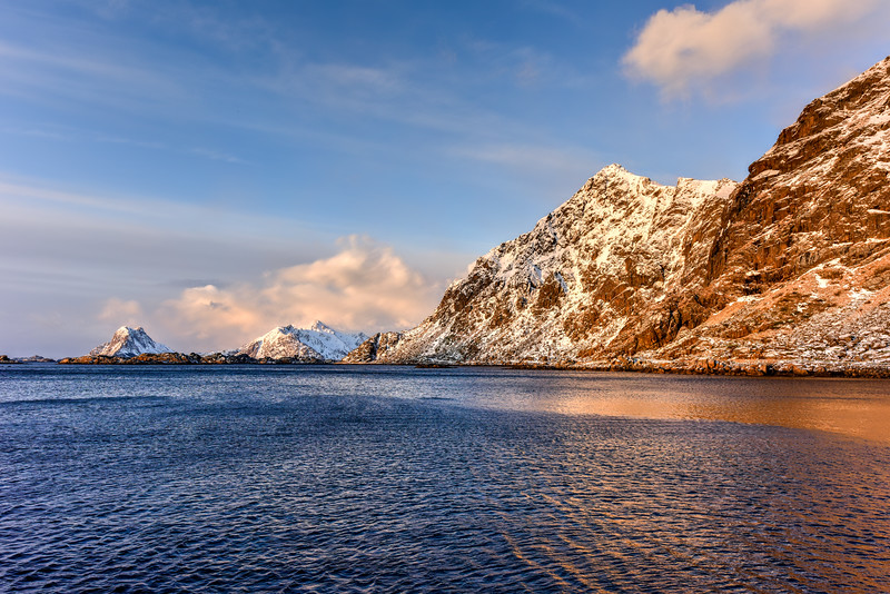 Stamsund, Lofoten Islands, Norway