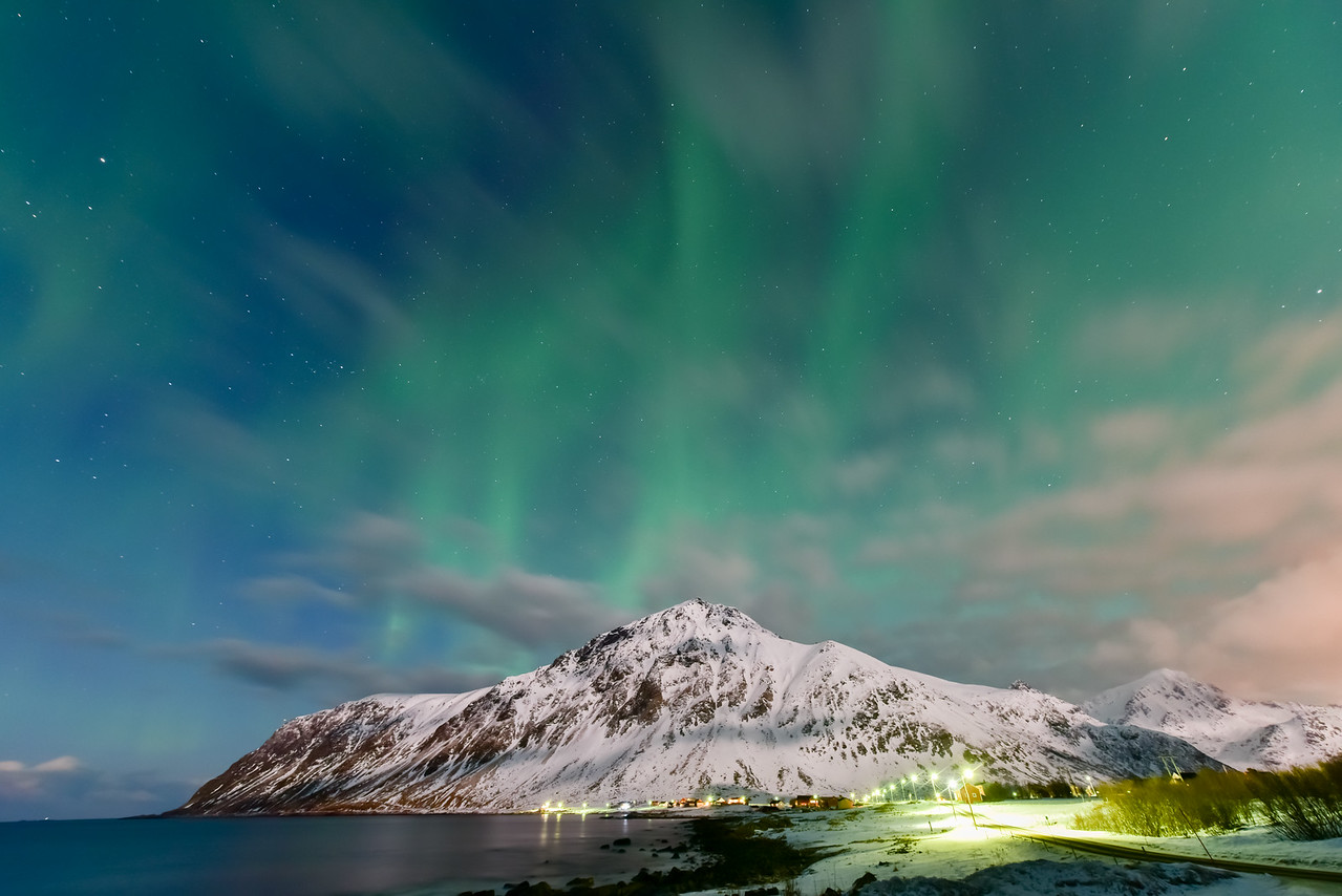 Vareid, Lofoten Islands, Norway